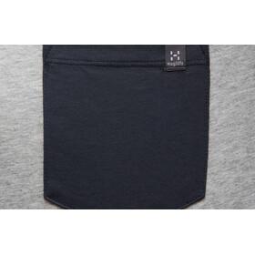 Haglöfs Mirth T-shirt Homme, grey melange/slate